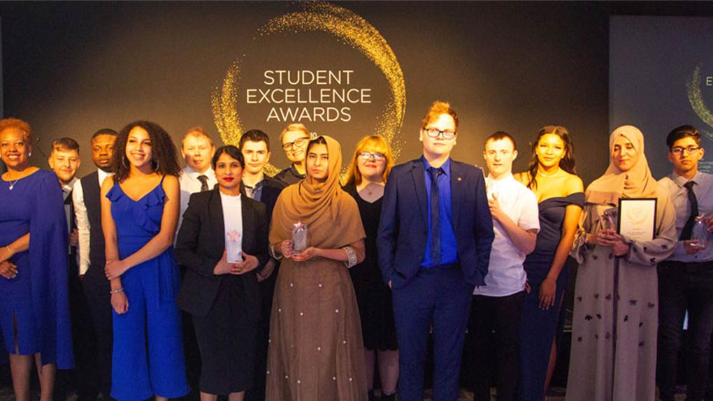 Student Excellence Awards Winners 2019